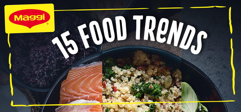 MAGGI Arabia Food Trends