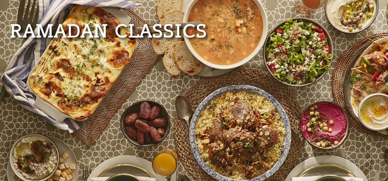 MAGGI Ramadan Classic Dishes