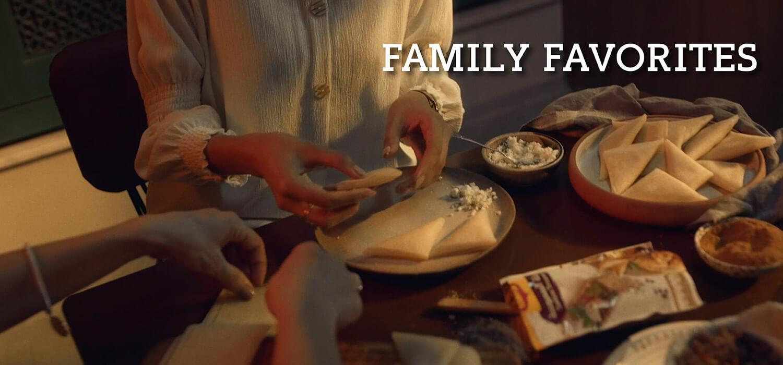 MAGGI Family Favorites