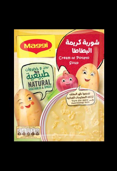 maggi cream of potato soup