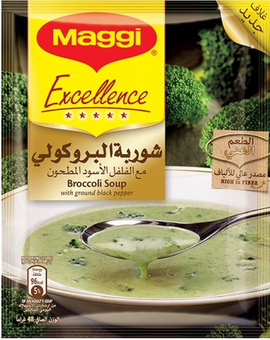 Excellence Broccoli Soup