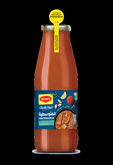 Mediterranean Cooking Sauce