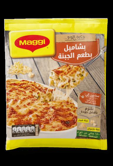 Cheesy Bechamel Mix